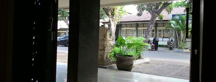 Fakultas Ilmu Sosial Dan Politik is one of Universitas Udayana Kampus Sudirman.