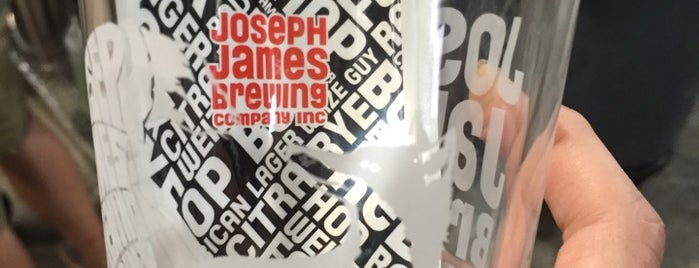 Joseph James Brewery is one of Las Vegas City Guide.