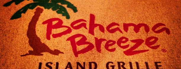 Bahama Breeze is one of LIFE IN SEATTLE, WA!!.