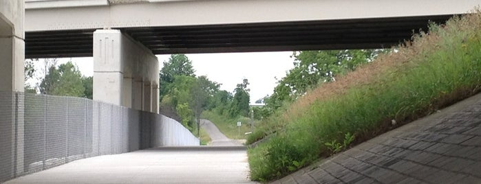 Meijer Walking Trail is one of Parks/Outdoor Spaces in GR.