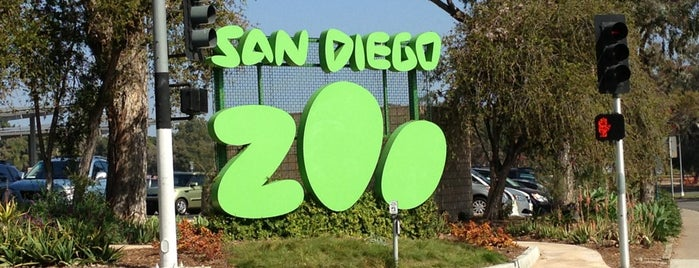 San Diego Zoo is one of California To-Do List!.