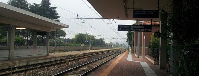 Stazione Ferroviaria Abano Terme is one of Italy 2011.