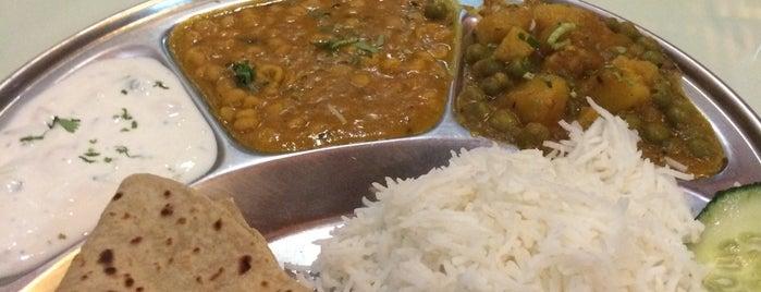 Sharmaji Indian Veggie Restaurant 印度素食專業咖喱皇 is one of Hong Kong.
