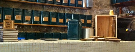 Čaj Chai is one of Cafes.