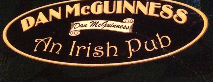 Dan McGuinness is one of Fave Food.