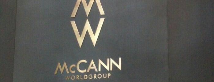 McCann New York is one of Advertising Agencies.