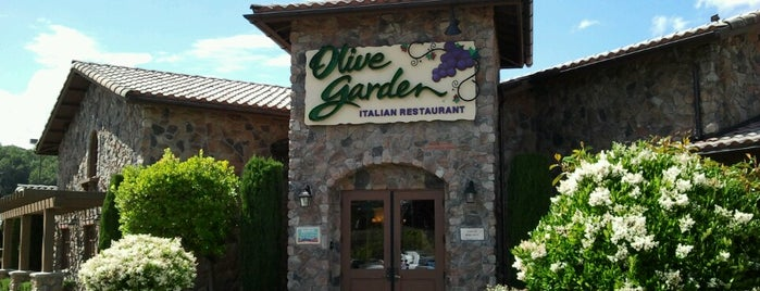 Olive Garden is one of A local's guide: 48 hours in Seattle, WA.
