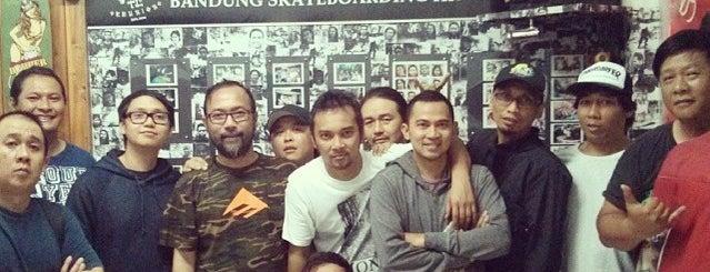 Hobbies Skate Shop is one of Napak Tilas Perjalanan N9.