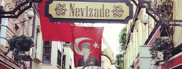 Nevizade is one of All-time favorites in Turkey.