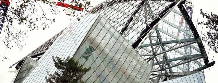 Fondation Louis Vuitton is one of Paris, FR.