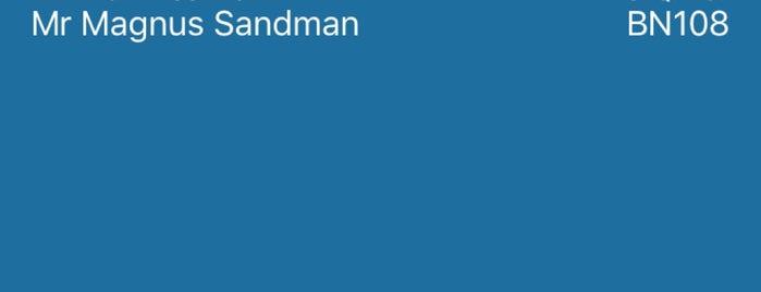 (SK) SAS - Scandinavian Airlines 2151 is one of Airport Flights.