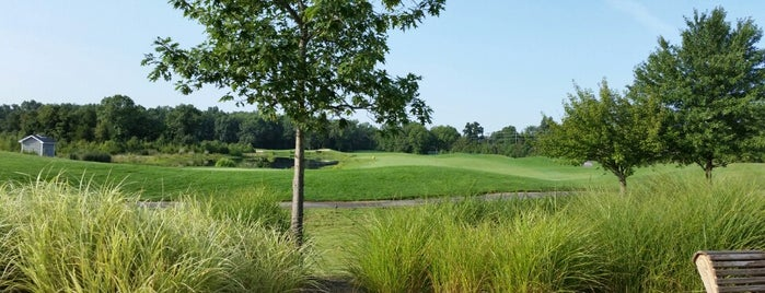 Pleasant Valley Golf Club is one of Let's Play Golf: DC Metro ($80+).