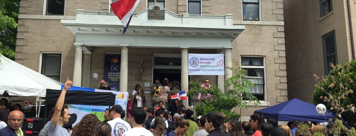 Embassy of the Dominican Republic is one of Members.