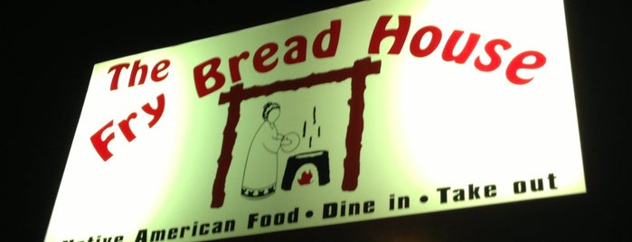 Fry Bread House is one of Top 10 places to try this season.