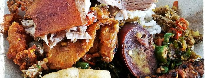 Warung Babi Guling Pak Malen is one of Culiner.