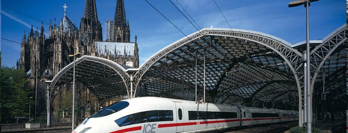 Köln Hauptbahnhof is one of Business Stops.