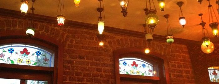 Nev-i Cafe is one of Tertemiz mekanlar ;).