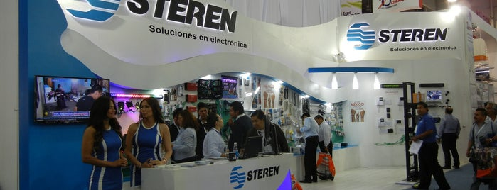 Centro Banamex is one of Steren® México's Tips.