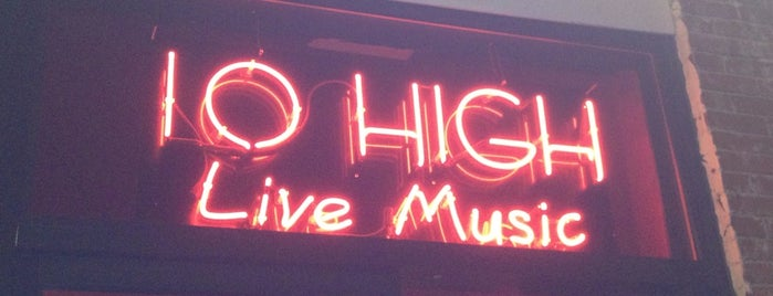 10 High is one of Top 10 dinner spots in Atlanta, GA.
