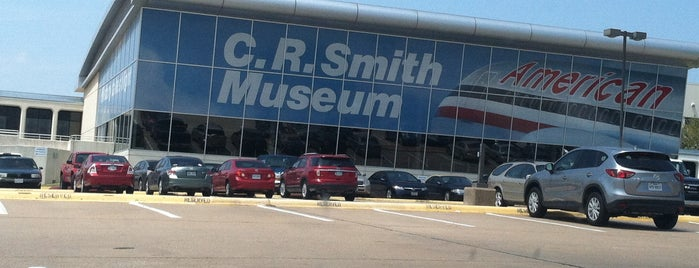 American Airlines C.R. Smith Museum is one of Museums.