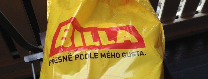Billa is one of Místa s vysílači Numitor.cz.