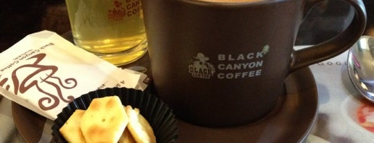 Black Canyon Coffee is one of nyam!.
