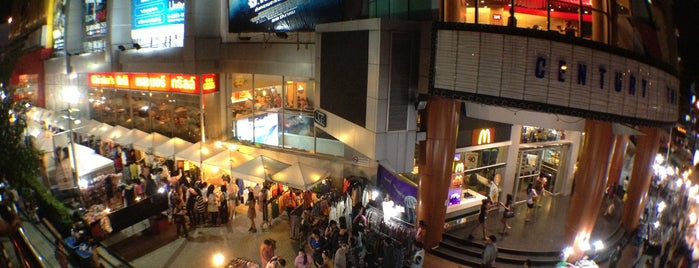 Century The Movie Plaza is one of Shopping BKK.