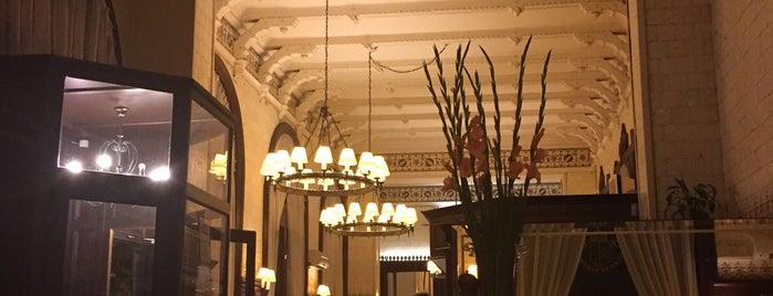 Múzeum Kávéház és Étterem is one of Café Budapest.