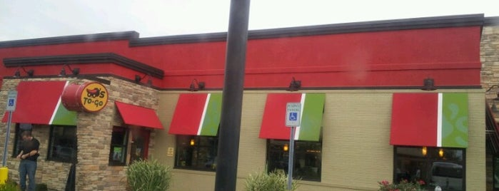 Chili's Grill & Bar is one of been here.