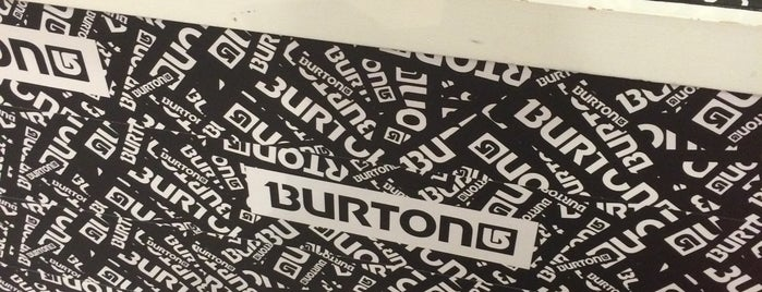 Burton Snowboards is one of SNOWBOARD SHOPS.