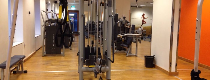SATS Farsta is one of SATS (gym) Stockholm.