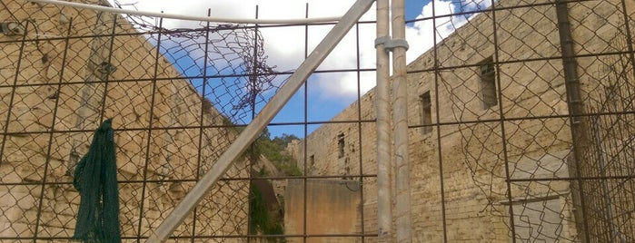 Fort Manoel is one of Malta Cultural Spots.