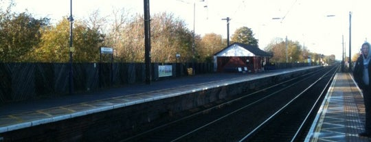Northallerton Railway Station (NTR) is one of East Coast Network.