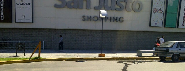 San Justo Shopping is one of Ricky Sarkany Argentina.