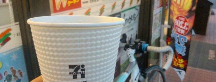 セブンイレブン 飯塚目尾店 is one of セブンイレブン 福岡.