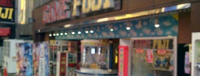 ゲームフジ船橋店 is one of beatmania IIDX 設置店舗.