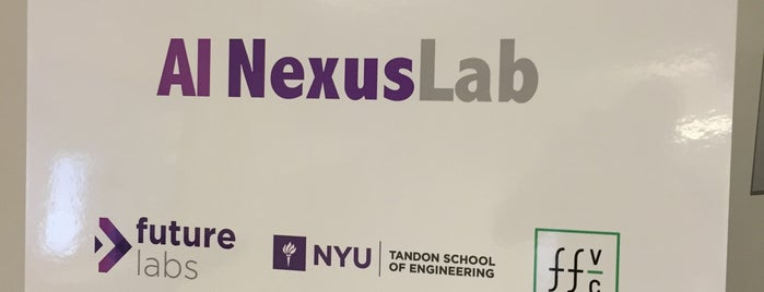 NYU-Poly Varick Street Incubator is one of Awesome NYC Startups.