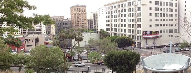 Angels Knoll is one of L.A..