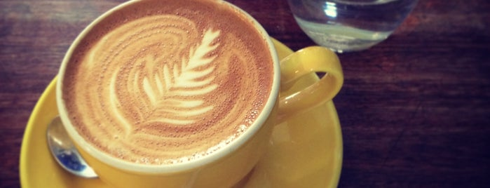 Birdhouse is one of 100+ Independent London Coffee Shops.
