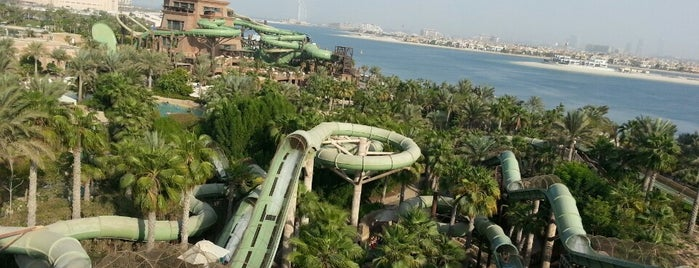 Aquaventure Waterpark is one of Future Travels.