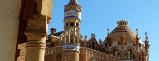 Hospital de la Santa Creu i Sant Pau is one of Museus i monuments de Barcelona (gratis, o quasi).