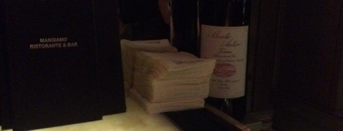 Mangiamo Ristorante & Bar is one of Happy hour.