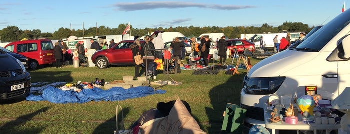 Ardleigh Car Boot is one of Colchester's highlights.