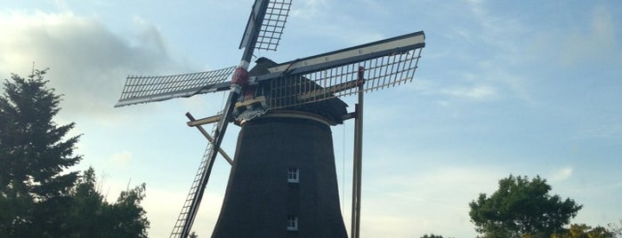 Molen De Hoop is one of Dutch Mills - North 1/2.