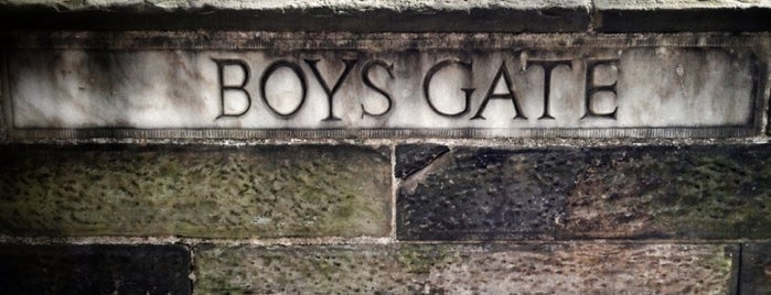 Central Park - Boys' Gate is one of New York 2012.