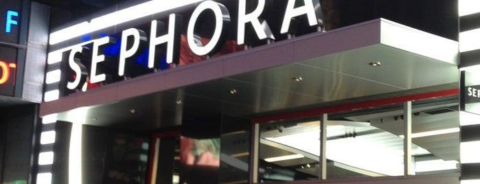 Sephora is one of NY.