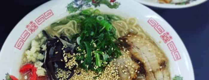 Ramen O-San is one of Sydney Asian Eats.