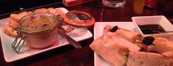 Burrata Bistro is one of GU-HI-OR-WA 2012.