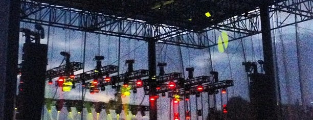 Red Hat Amphitheater is one of Raleigh Favorites.