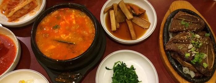 Myung Ga Won is one of Best Restaurants.